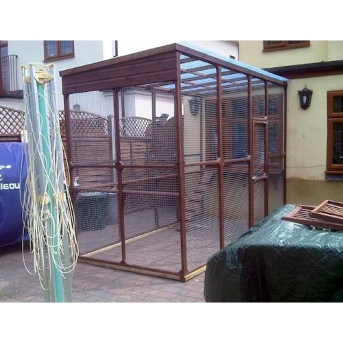 Bespoke Outdoor Cat Runs Cat Enclosures Catios And Cat Pens
