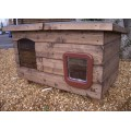 Outdoor Cat Houses, Kennels and Cat Chalets