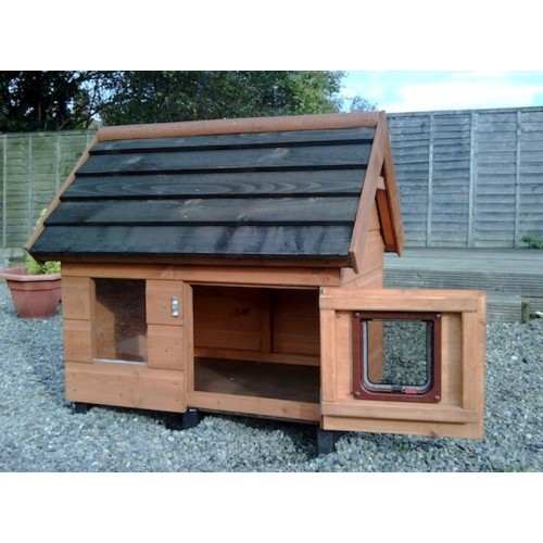 Cat House Beautiful Outdoor Cat Kennel